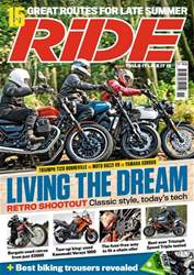Ride issue November 2016