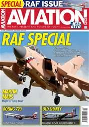 Aviation News incorporating JETS Magazine Magazine Cover