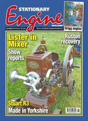 Stationary Engine issue No. 512 Lister In Mixer