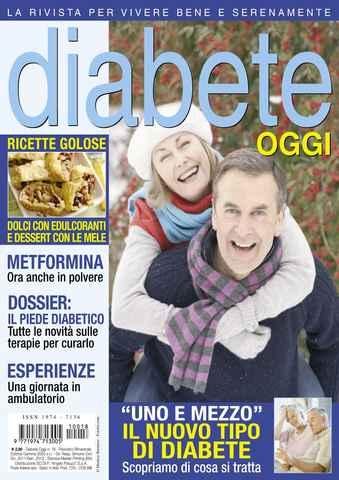 DIABETE OGGI issue N.18