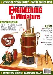 Engineering in Miniature issue October 2016