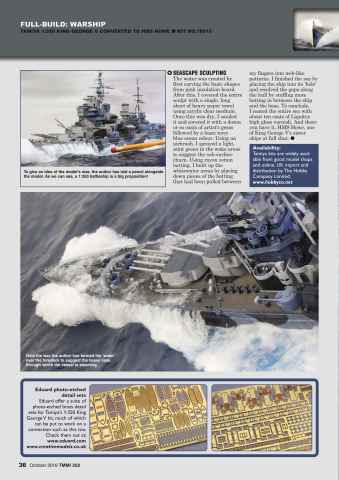 Tamiya Model Magazine Preview 36