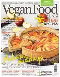 Vegan Food & Living issue Vegan Food & Living October