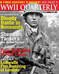 WWII Quarterly issue Fall 2016