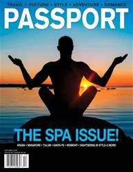 Passport issue October 2016