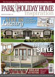 Park and Holiday Home Inspiration magazine issue Winter 2016