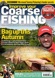 Improve Your Coarse Fishing issue Issue 316