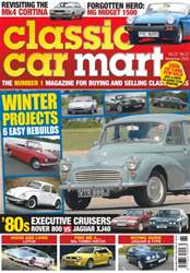 Classic Car Mart issue Vol. 22 No. 12 Winter Projects