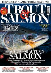 Trout & Salmon issue October 2016