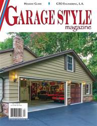 Garage Style issue Issue 34