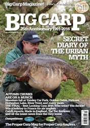 Big Carp Magazine issue Big Carp 243