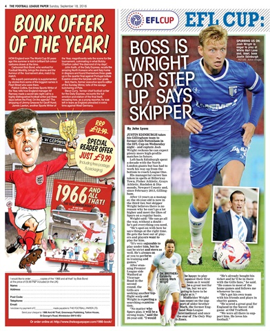 The Football League Paper Preview 4
