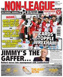 The Non-League Football Paper issue 18th September 2016