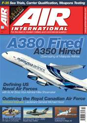 AIR International issue October 2016