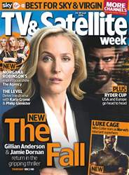 TV & Satellite Week issue 24th September 2016