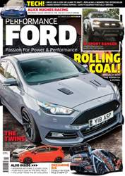 Performance Ford issue October 2016