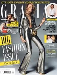 Grazia issue Issue 595
