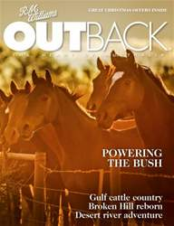 OUTBACK Magazine issue OUTBACK 109
