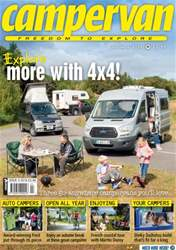 Campervan issue Explore more with 4x4 - Issue 4 2016