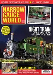 Narrow Gauge World issue Oct 2016