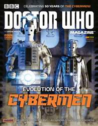 Doctor Who Magazine issue 504