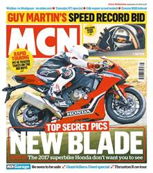 MCN issue 21st September 2016