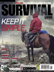 American Survival Guide issue November 2016