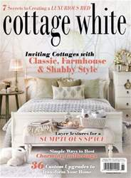 Cottage White Fall-Win 2016 issue Cottage White Fall-Win 2016