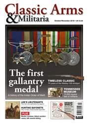 Classic Arms & Militaria issue Oct/Nov16