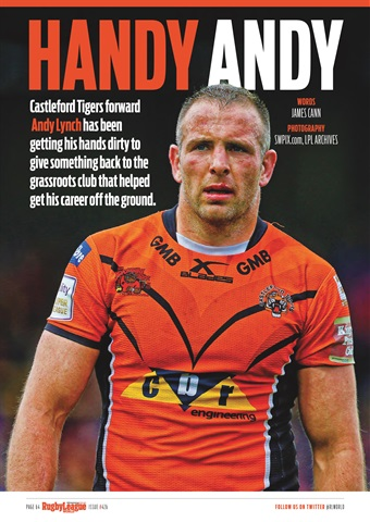 Rugby League World Preview 64