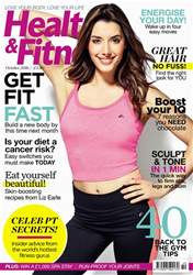 Health & Fitness issue October 2016