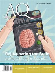 AQ: Australian Quarterly 87.4 issue AQ: Australian Quarterly 87.4