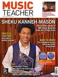 Music Teacher issue October 2016