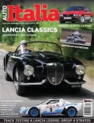 Auto Italia Issue 249 issue Auto Italia Issue 249