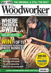 The Woodworker Magazine issue Autumn 16