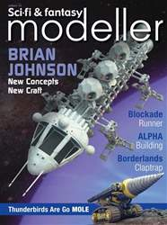 Sci-Fi and Fantasy Modeller issue Volume 43