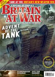Britain at War Magazine issue October 2016