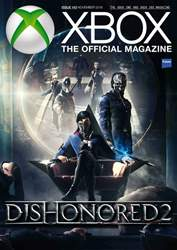 Official Xbox Magazine (UK Edition) issue November 2016