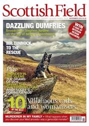 Scottish Field issue Nov-16