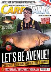 Carp-Talk Magazine Cover
