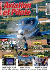 Aviation et Pilote issue October 2016