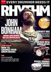 Rhythm issue October 2016