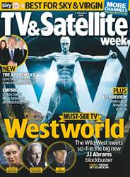 TV & Satellite Week issue 1st October 2016