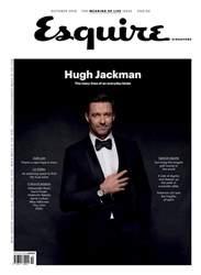 Esquire Singapore issue October 2016