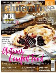 Free-From Heaven issue Gluten-Free Heaven October/November 2016