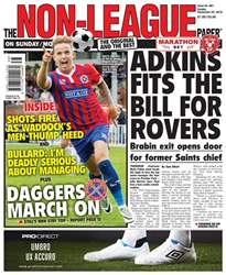 The Non-League Football Paper issue 25th September 2016