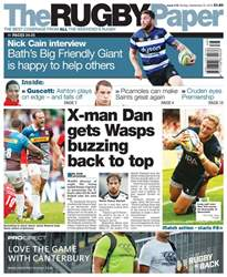 The Rugby Paper issue 25th September 2016
