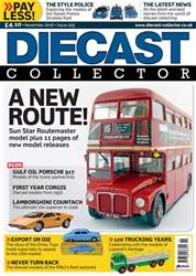 Diecast Collector issue November 2016