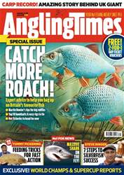 Angling Times issue September 27th 2016