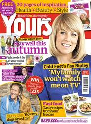 Yours issue September 27th 2016